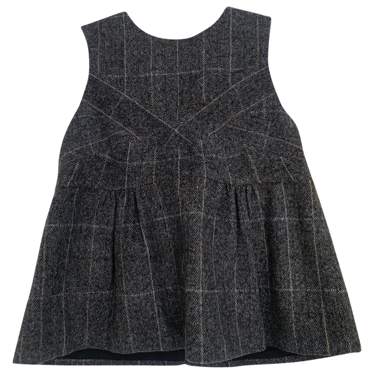 Rachel Comey \N Top in  Grau Wolle