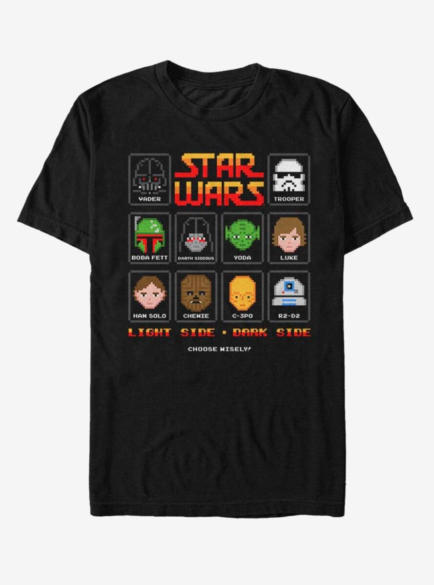 Star Wars Character Select T-Shirt