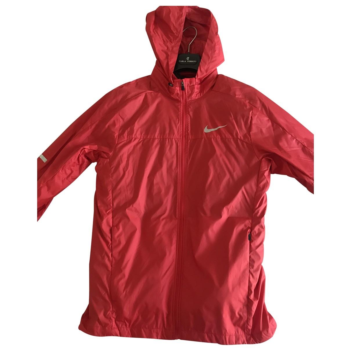 Nike \N Red jacket  for Men 46 IT