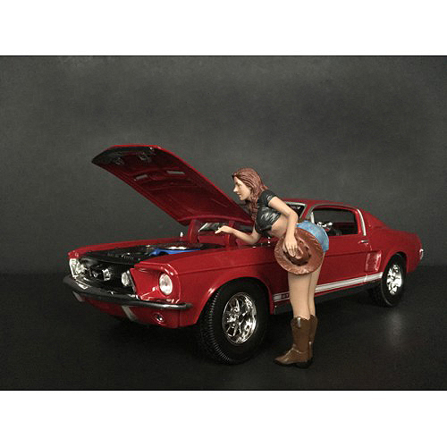 The Western Style Figurine V for 1/18 Scale Models by American Diorama