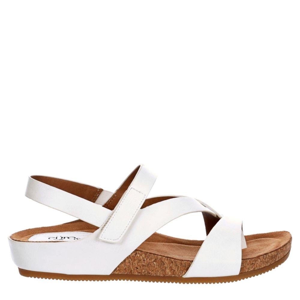Eurosoft Womens Gianetta Footbed Sandal