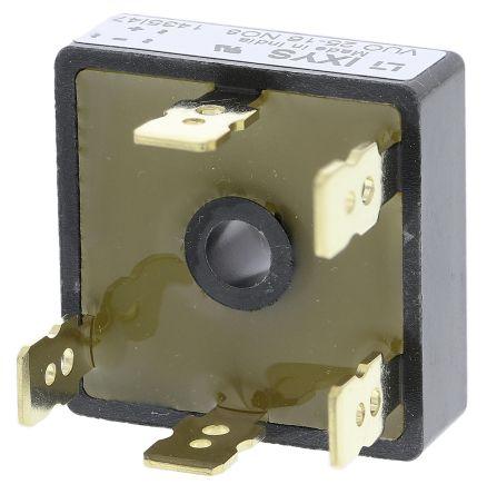 IXYS VUO25-16NO8, 3-phase Bridge Rectifier Module, 25A 1600V, 5-Pin FO B B