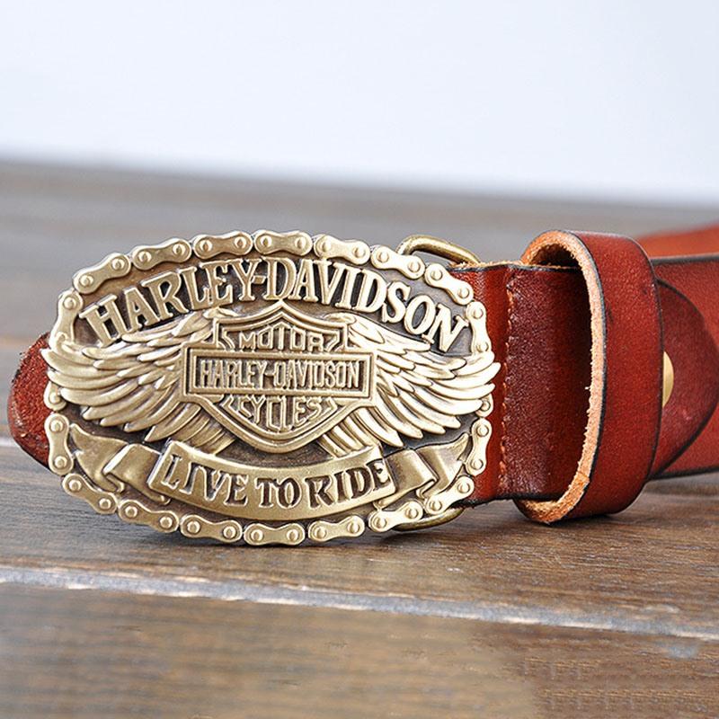 Ericdress Best Selling Men's Genuine Leather Belt