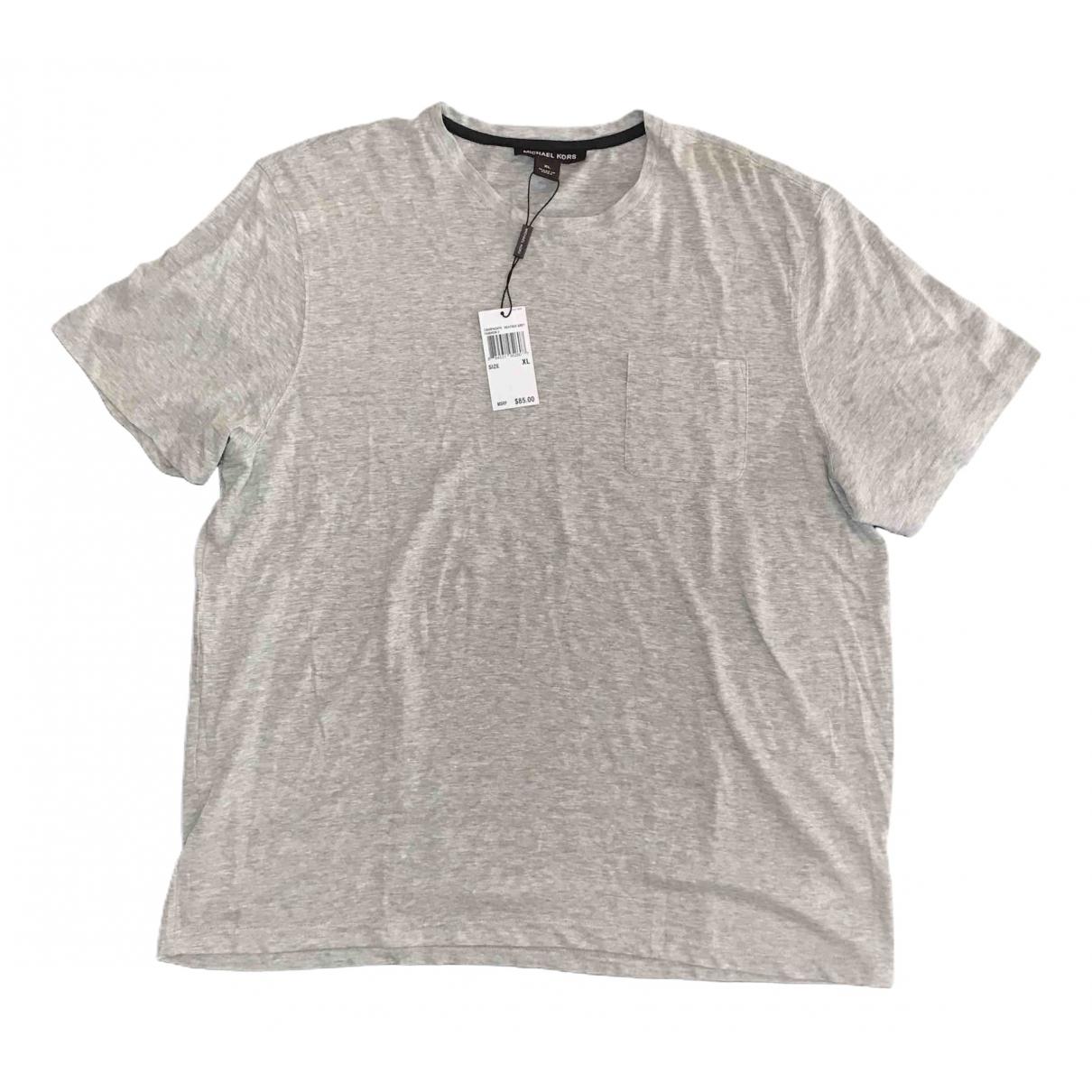 Michael Kors - Tee shirts   pour homme en autre - gris