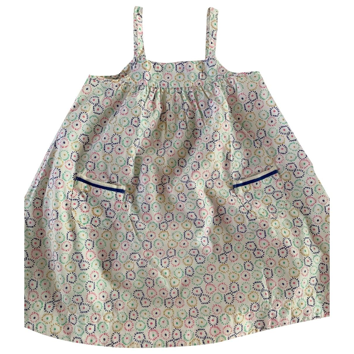 Petit Bateau \N Kleid in  Bunt Baumwolle