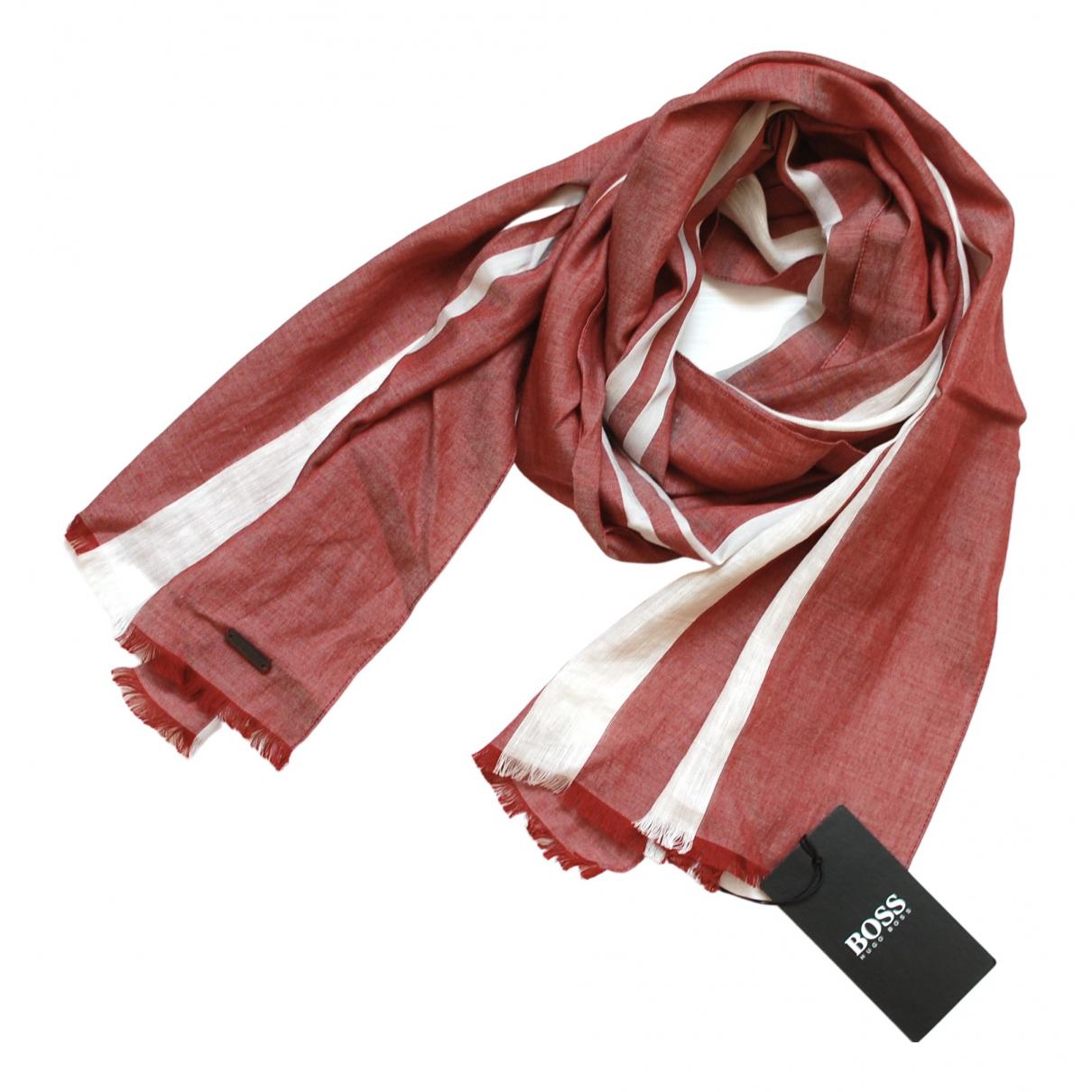 Boss N Burgundy scarf for Women N