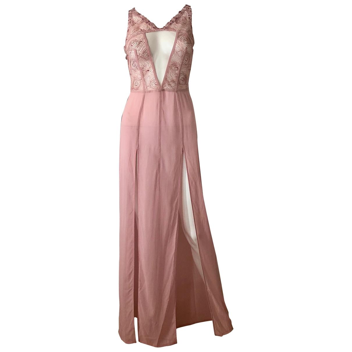 Maxi vestido de Seda La Perla