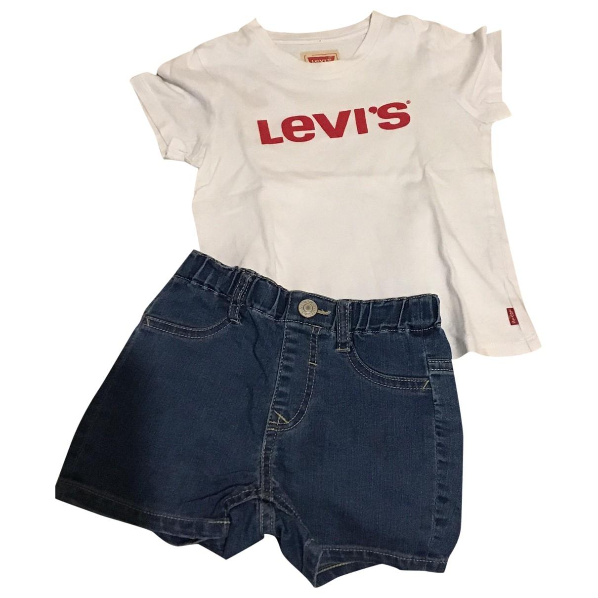 Levis - Les ensembles   pour enfant en coton
