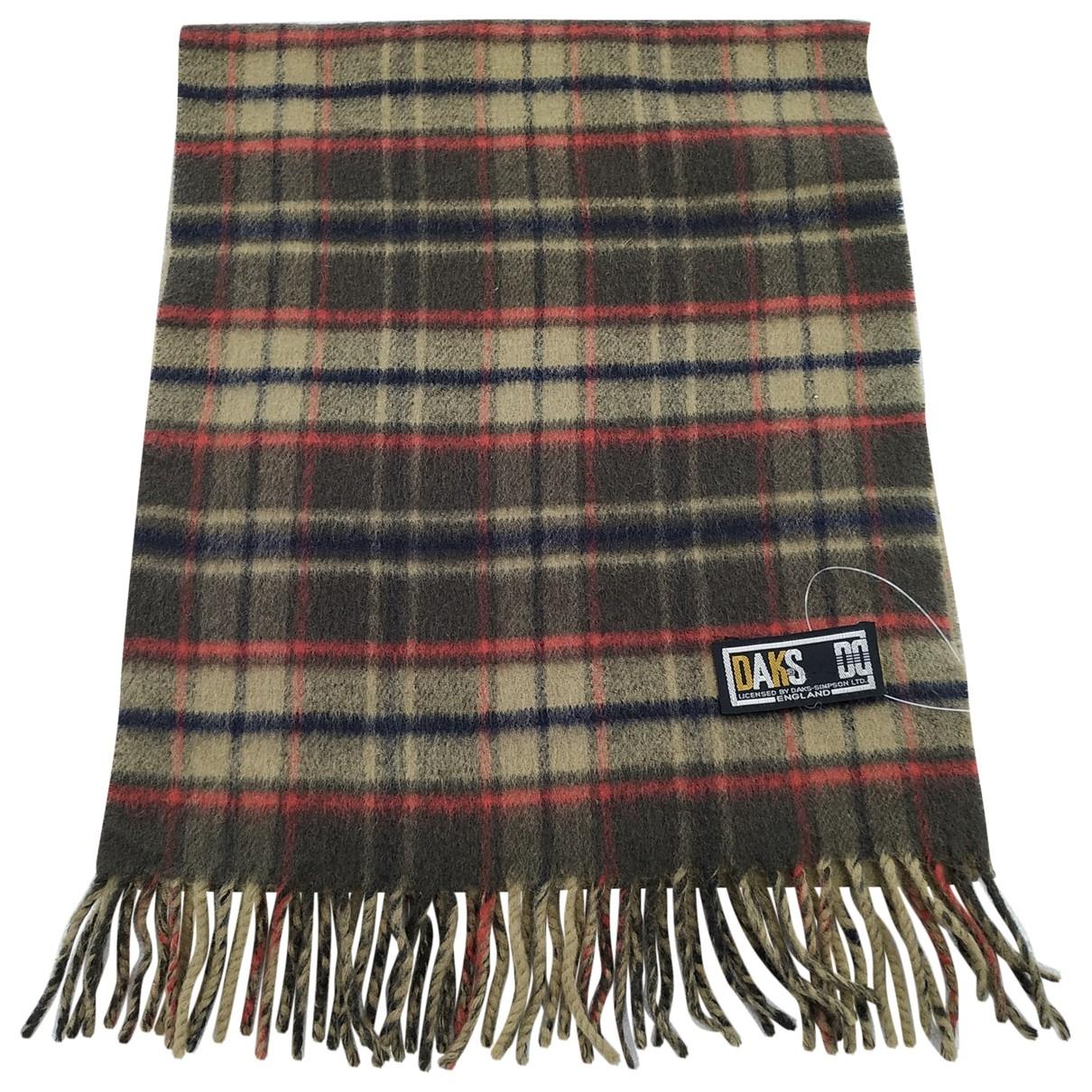 Daks \N Schal in Wolle