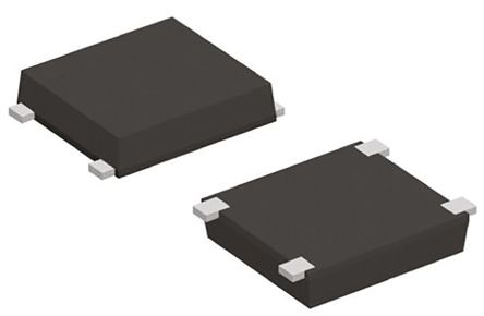 DiodesZetex Diodes Inc MSB30KH-13, Bridge Rectifier, 3A 800V, 4-Pin MSBL (2500)