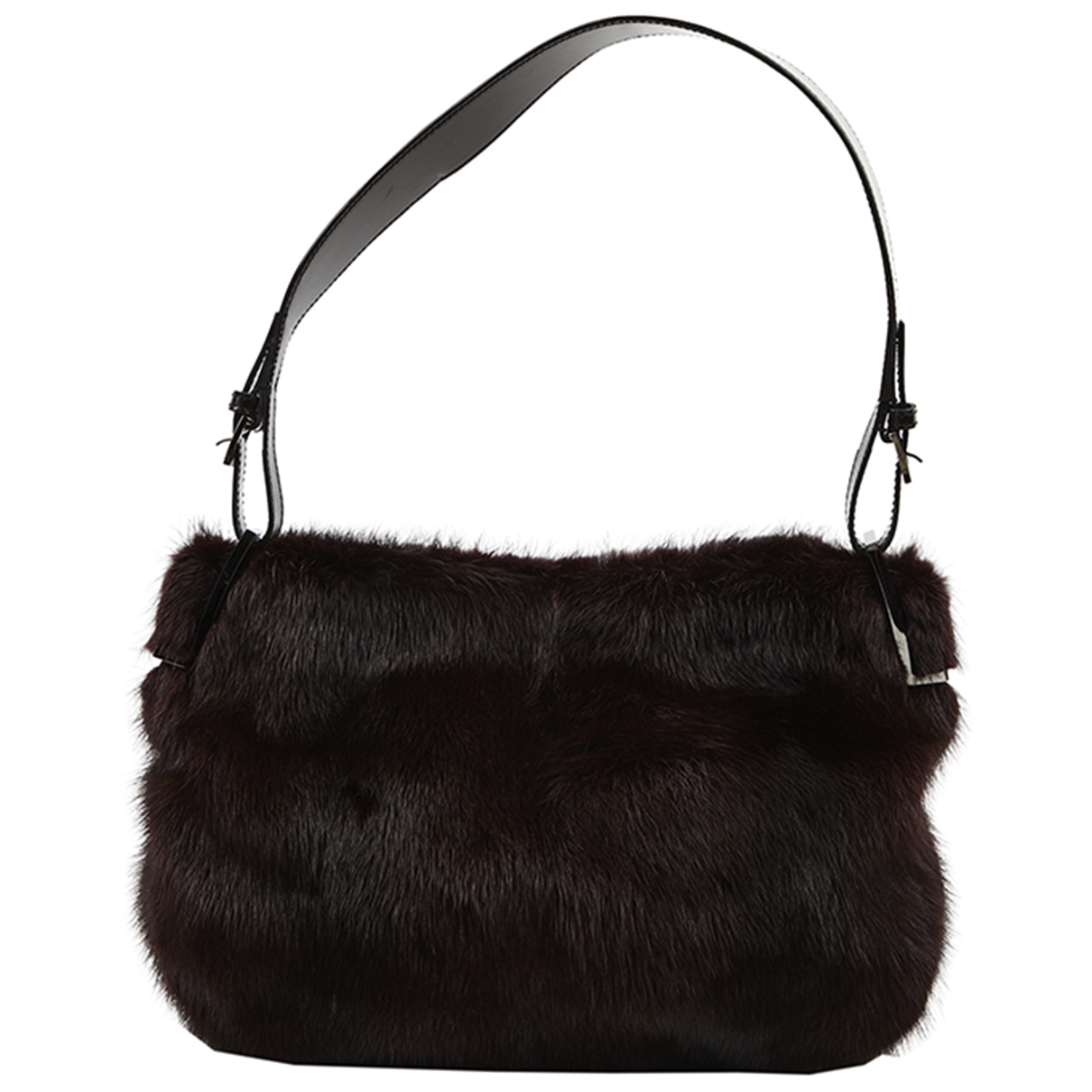 Gucci \N Burgundy Mink handbag for Women \N