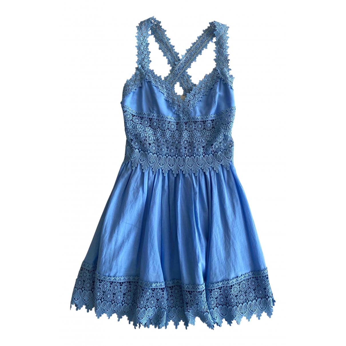 Mini vestido Charo Ruiz