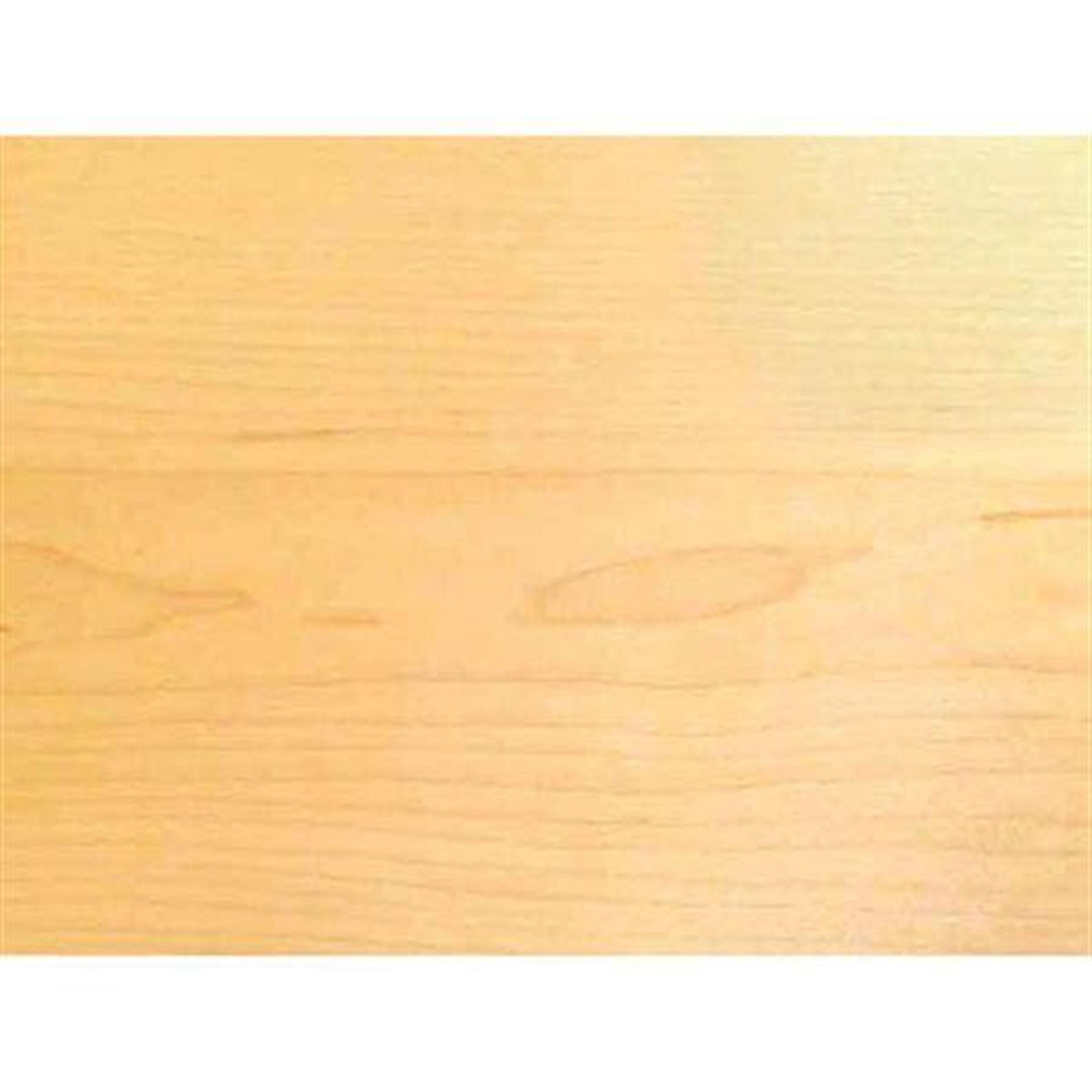 Maple 1' x 8' 3M? PSA Backed Flat Cut Wood Veneer