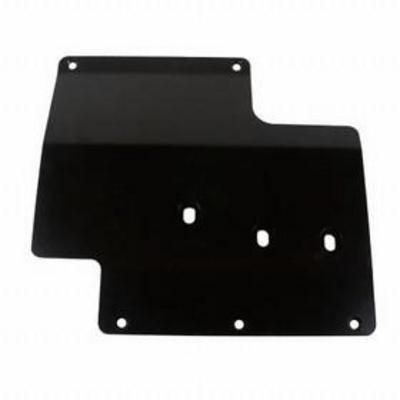 Synergy Manufacturing Transmission Skid Plate (Black) - 5710-10-BK
