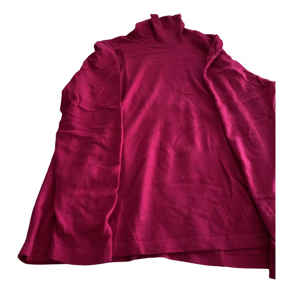 Yves Saint Laurent - Pull   pour femme en cachemire - rose