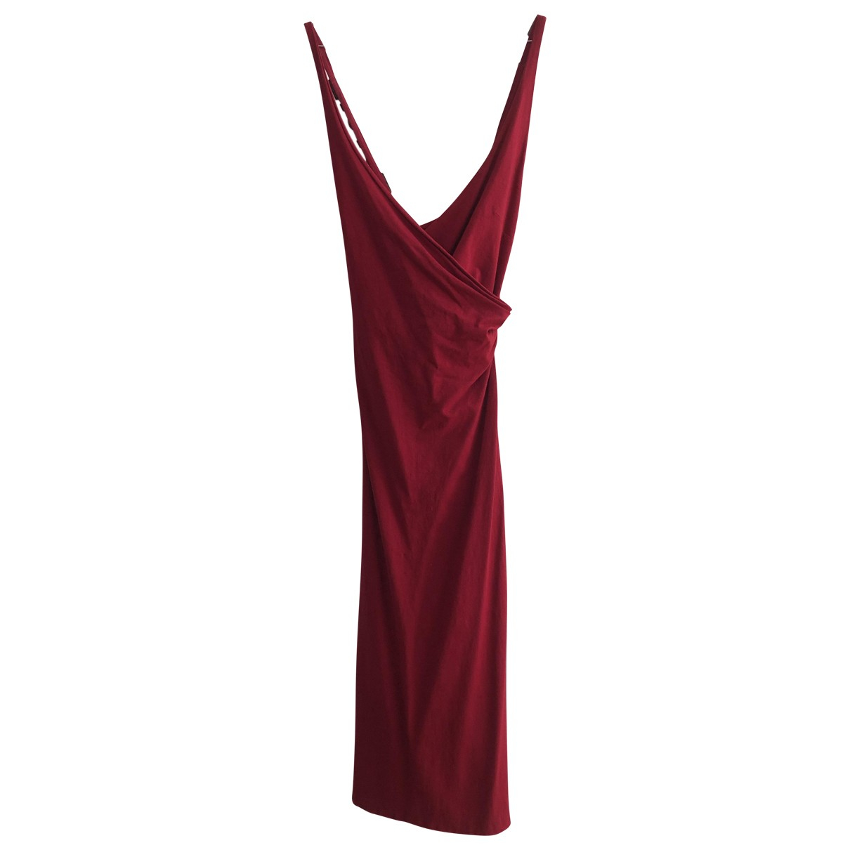 Maliparmi \N Red dress for Women 44 IT