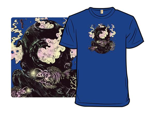 Dive Or Die T Shirt
