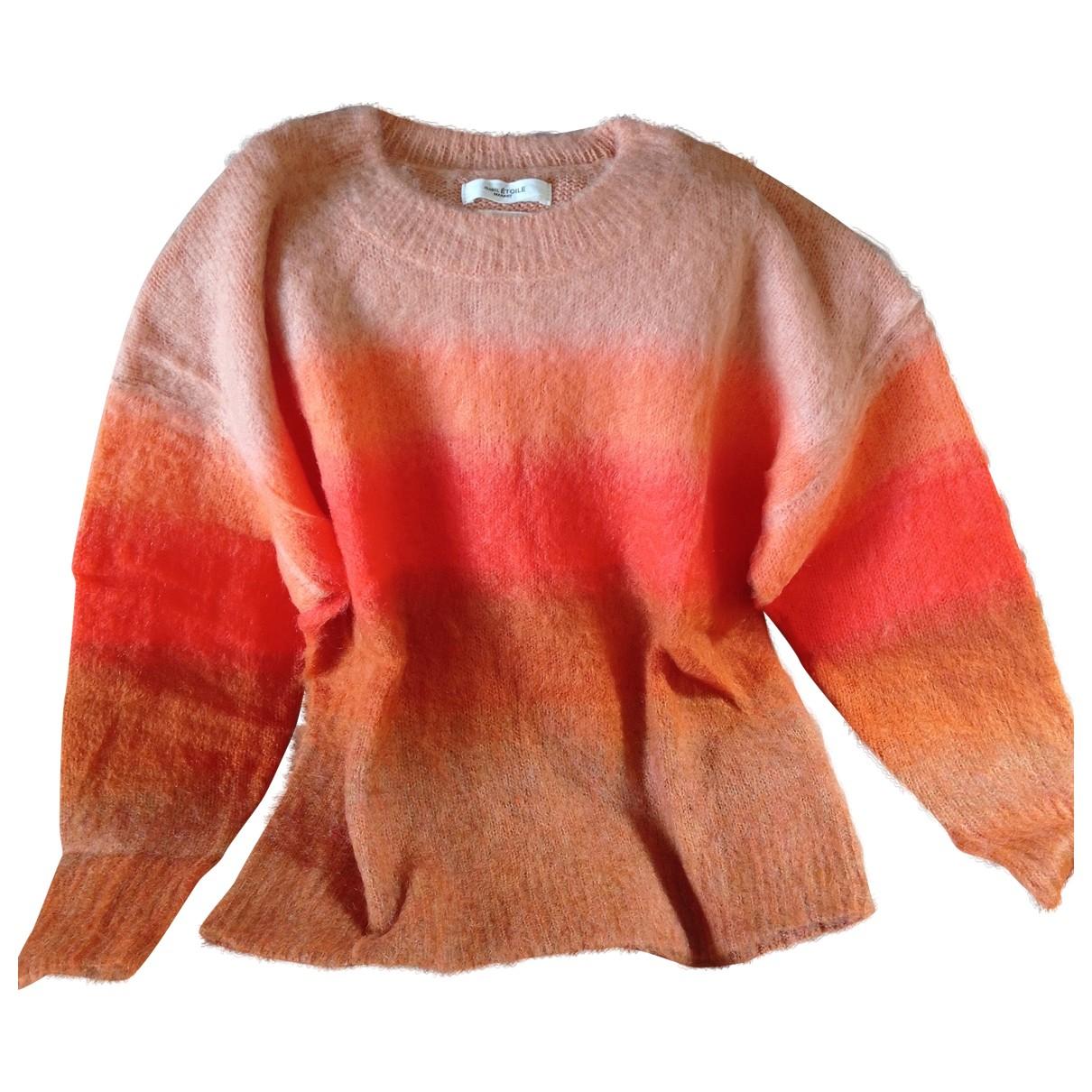 Isabel Marant Etoile \N Pullover in  Orange Wolle