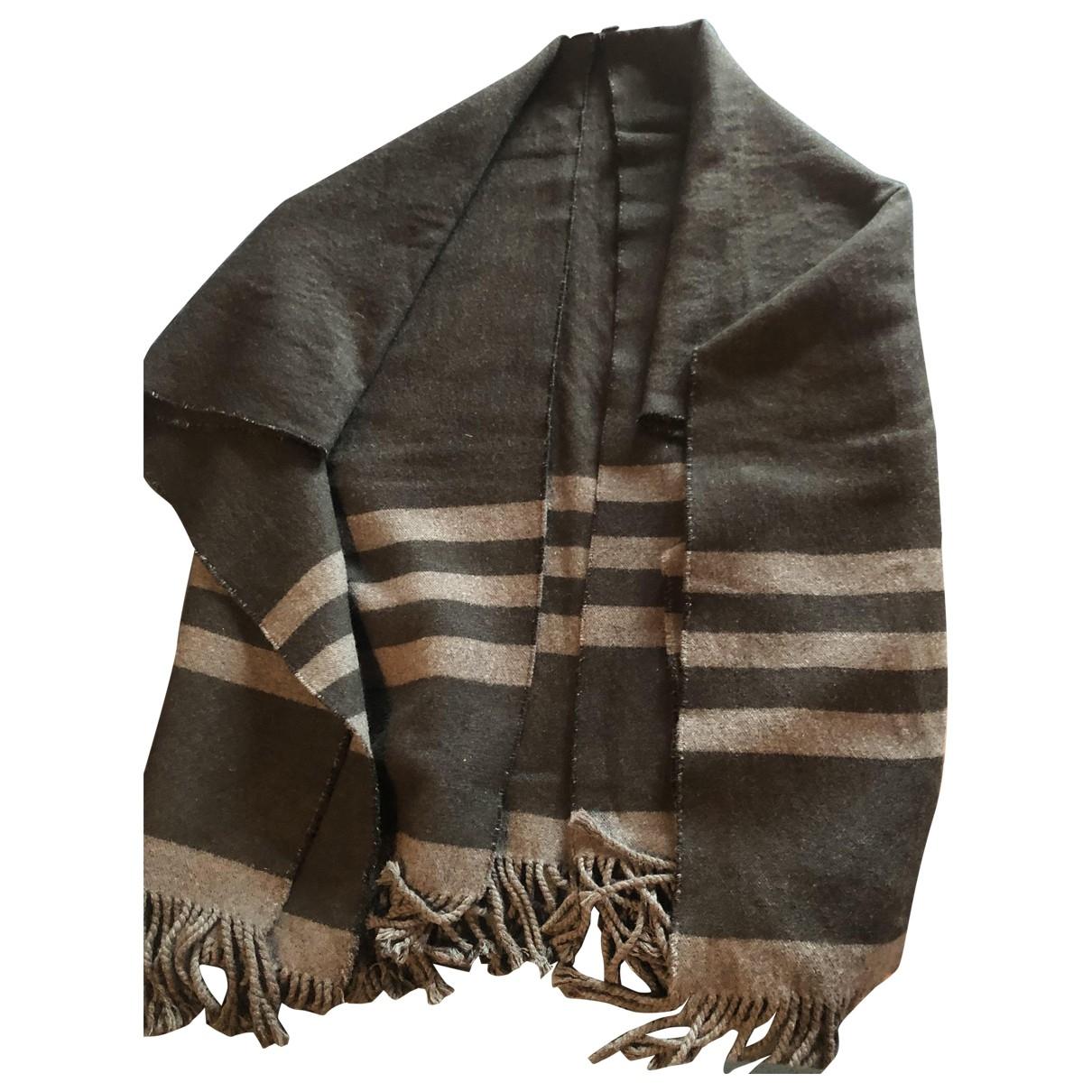 Dsquared2 - Manteau   pour homme en laine - anthracite