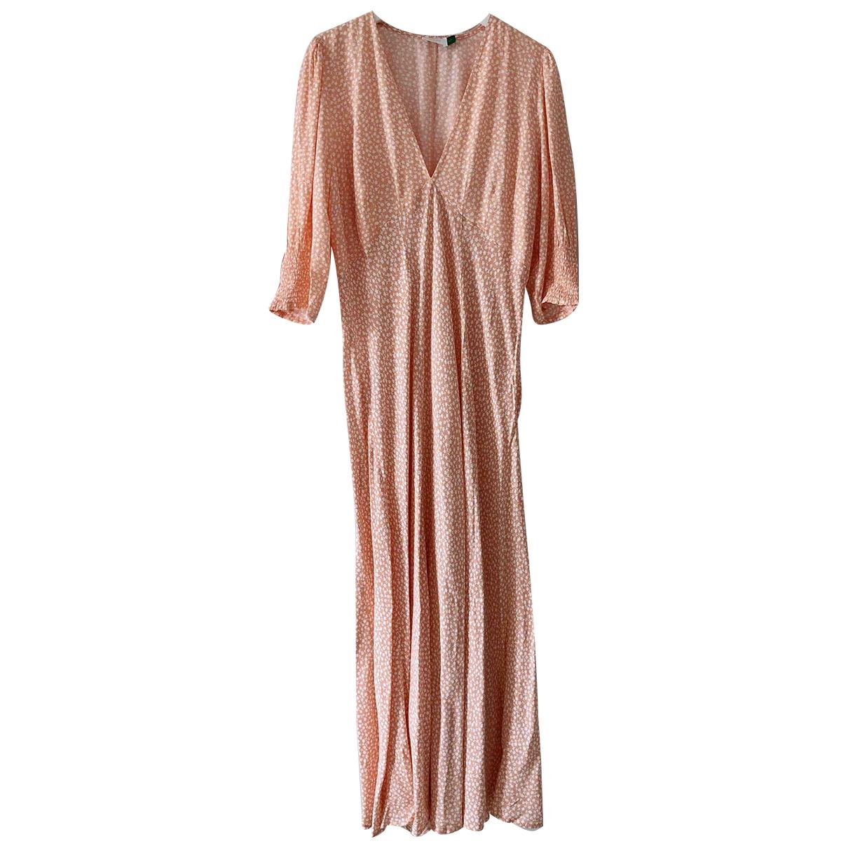 Rixo \N Pink dress for Women S International