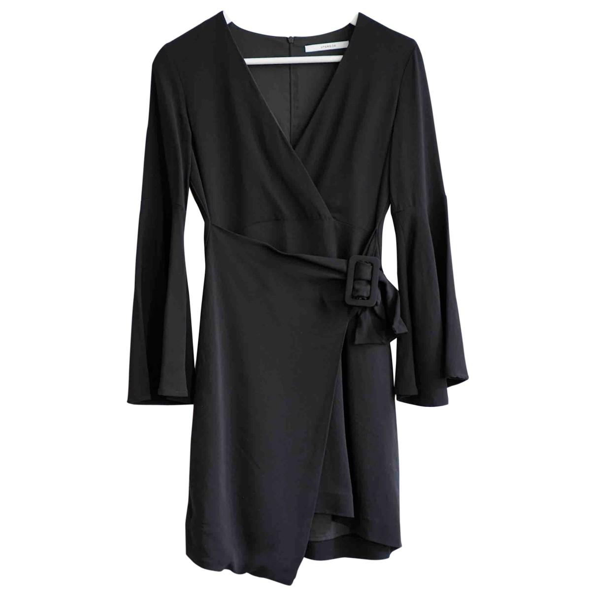 Uterque - Robe   pour femme - noir