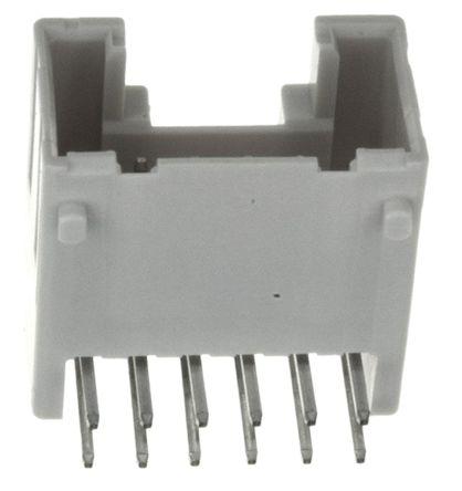JST , PUD, 12 Way, 2 Row, Right Angle PCB Header (10)