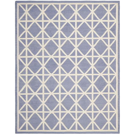 Safavieh Wichita Hand Woven Flat Weave Area Rug, One Size , Purple