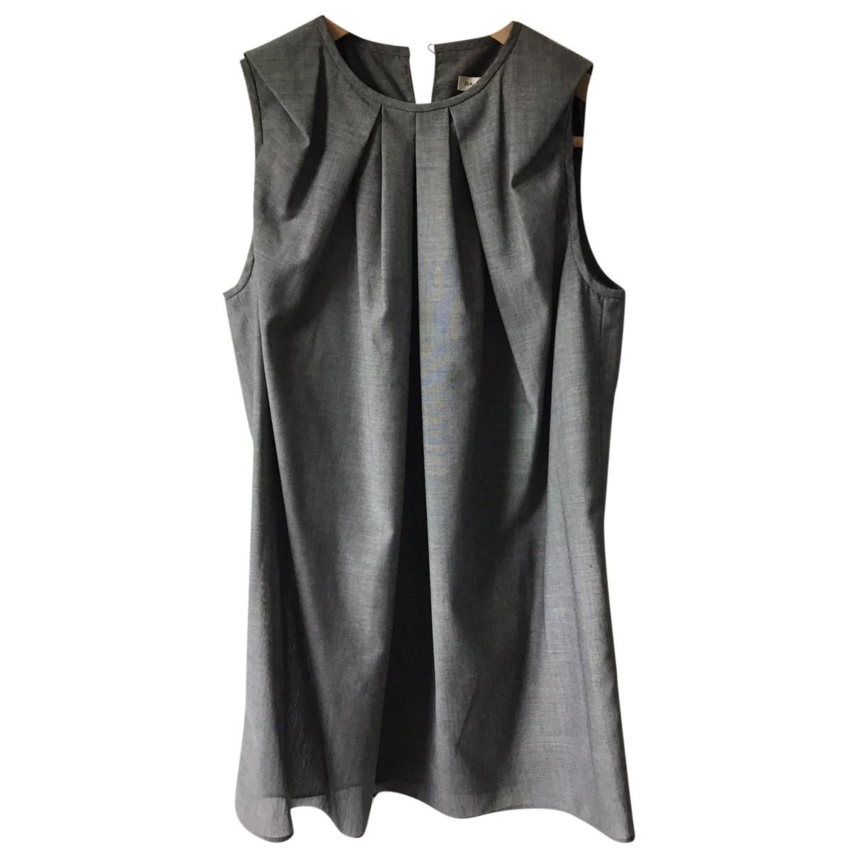 Balenciaga - Top   pour femme en laine - marron