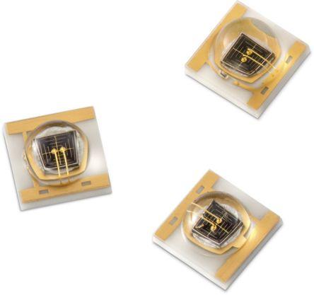 Wurth Elektronik 15435385AA350 , WL-SIMW 855nm IR LED, 3535 SMD package (500)