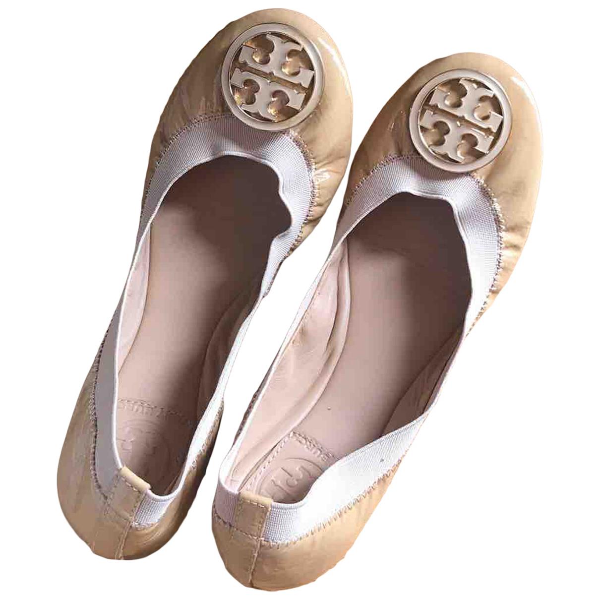Bailarinas de Charol Tory Burch