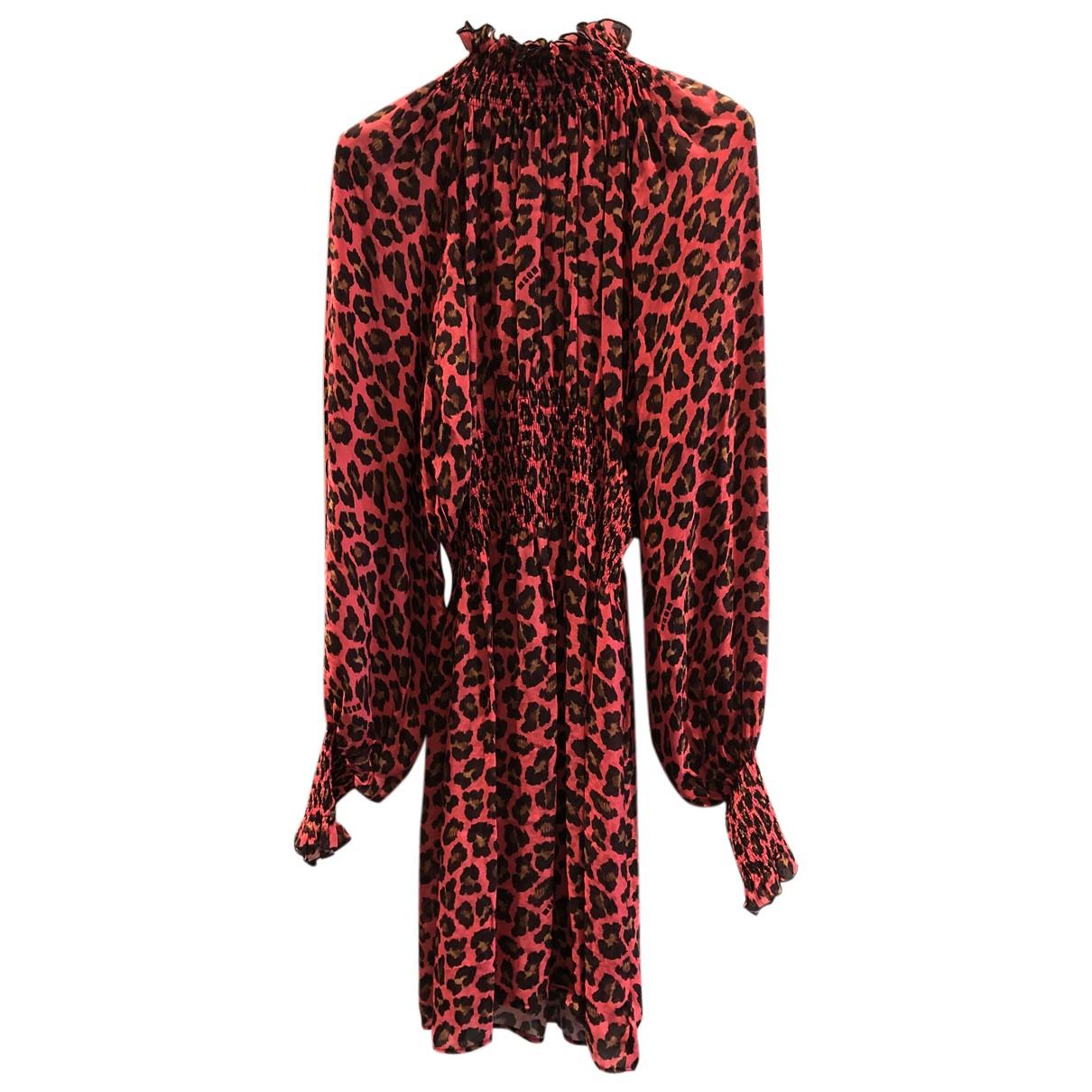 Msgm N Multicolour dress for Women 40 IT