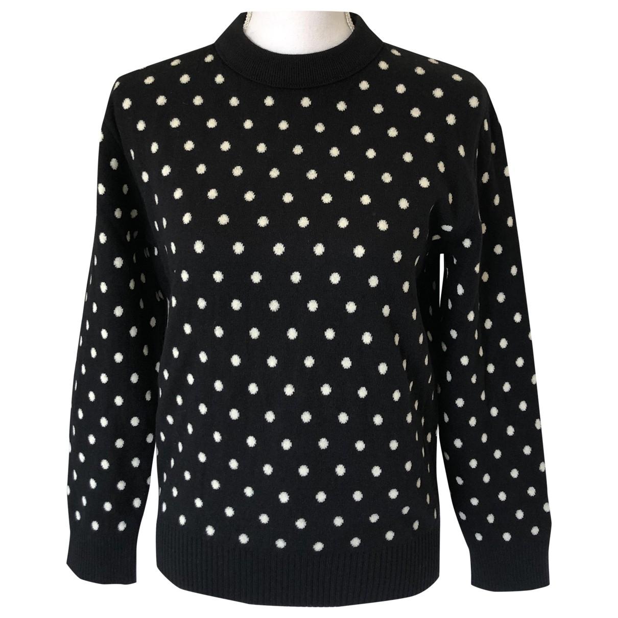 Celine \N Black Wool Knitwear for Women S International