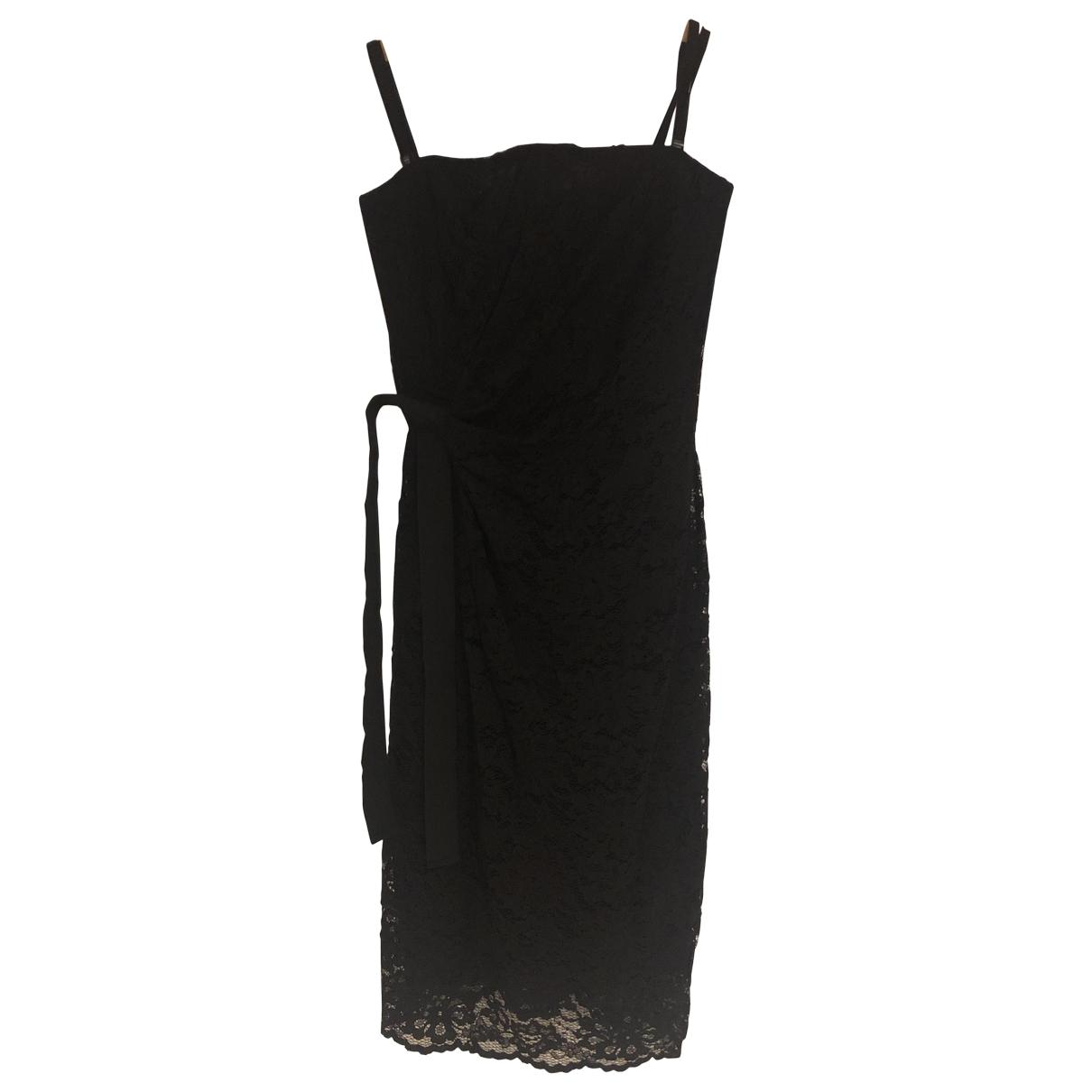 D&g \N Black Lace dress for Women 44 FR