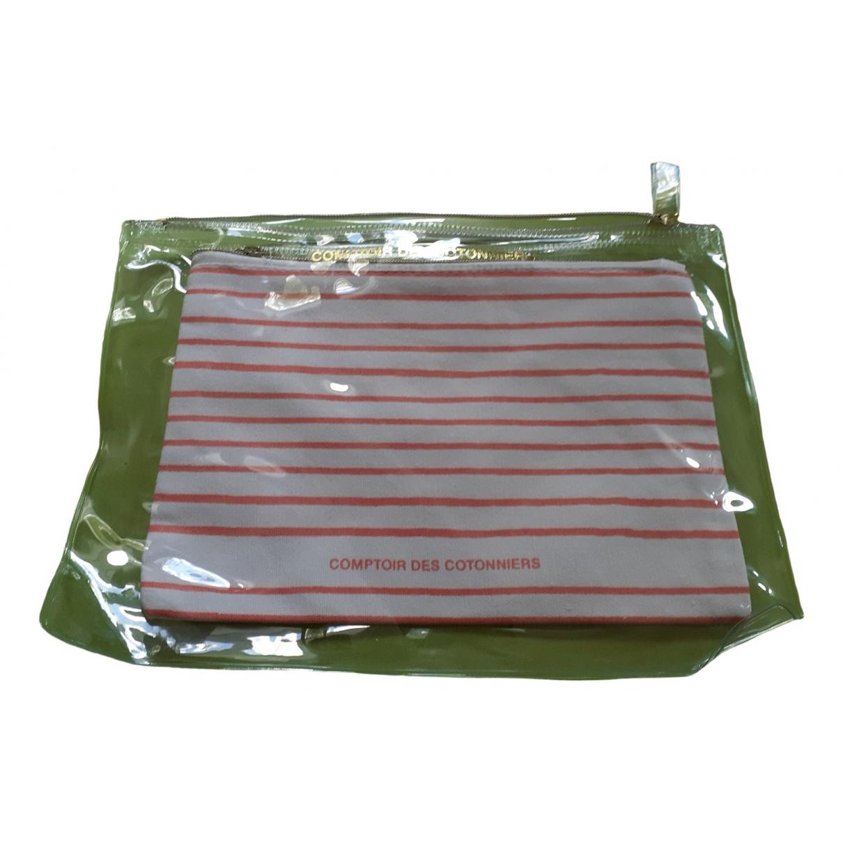 Bolsos clutch en Plastico Multicolor Comptoir Des Cotonniers