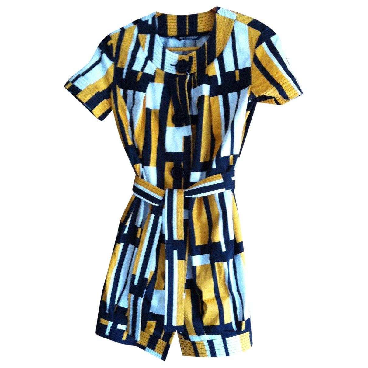 Marimekko - Top   pour femme en coton - multicolore