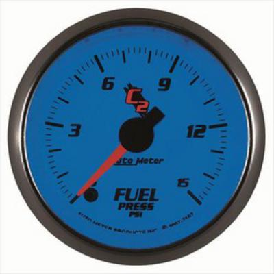 Auto Meter C2 Electric Fuel Pressure Gauge - 7162