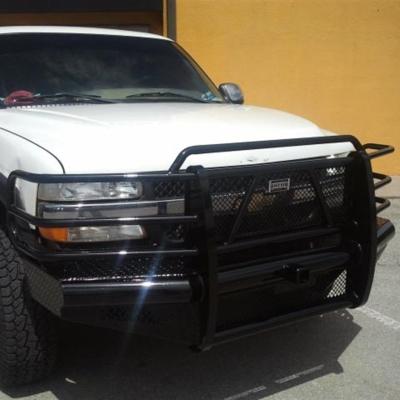 Ranch Hand Legend Series Front Bumper (Black) - FBC011BLR