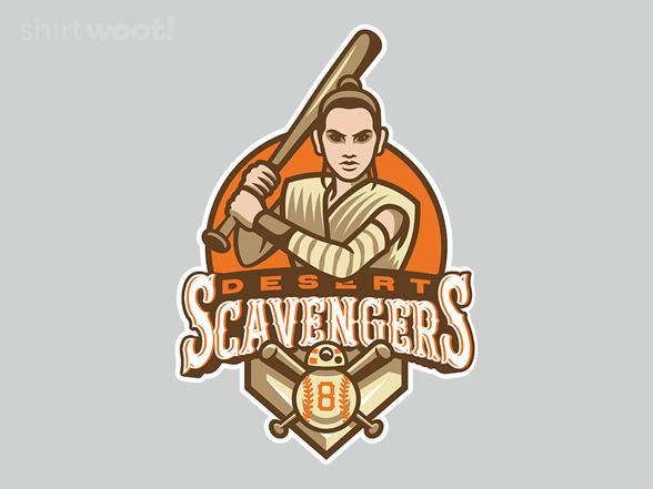 Scavengers T Shirt