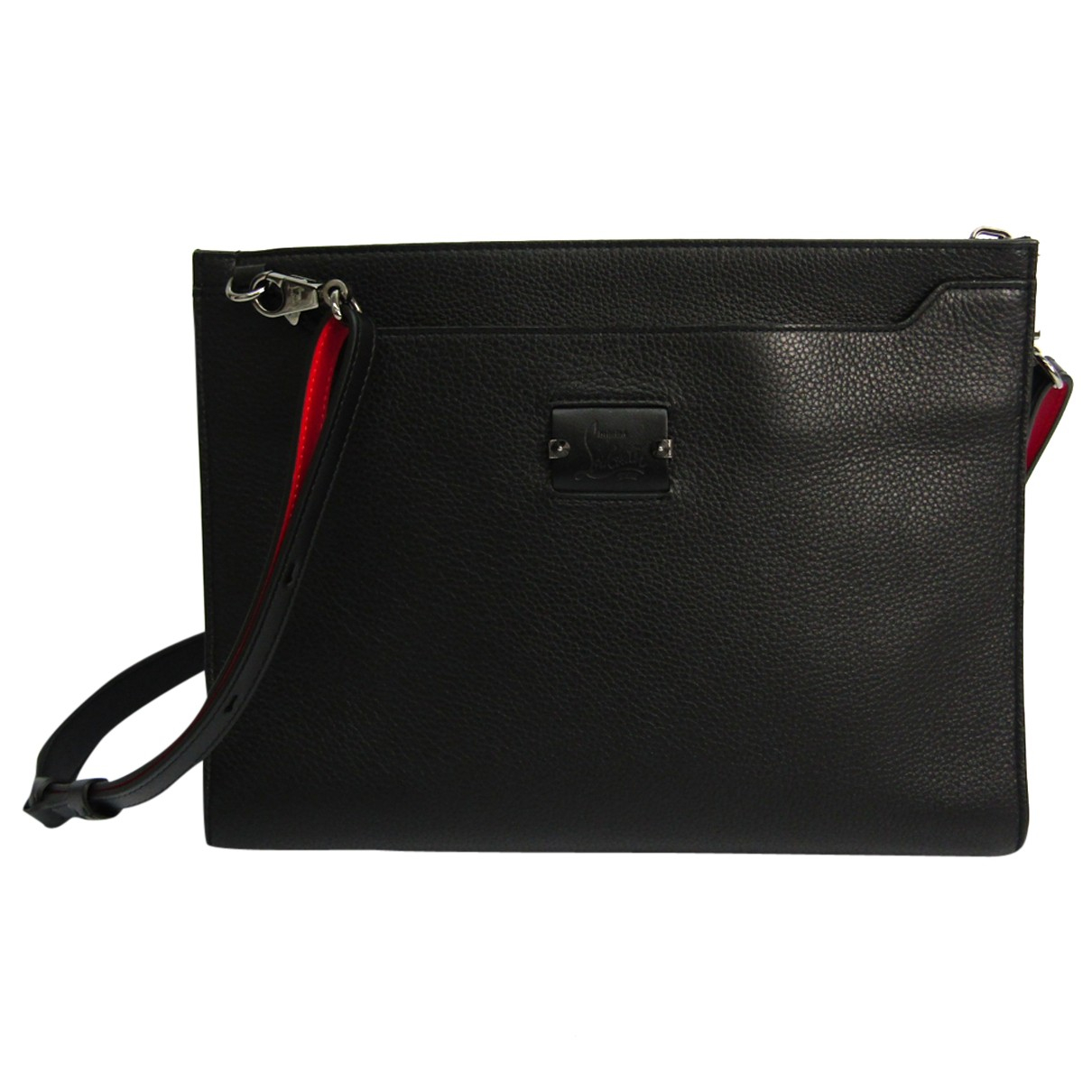 Christian Louboutin N Black Leather handbag for Women N