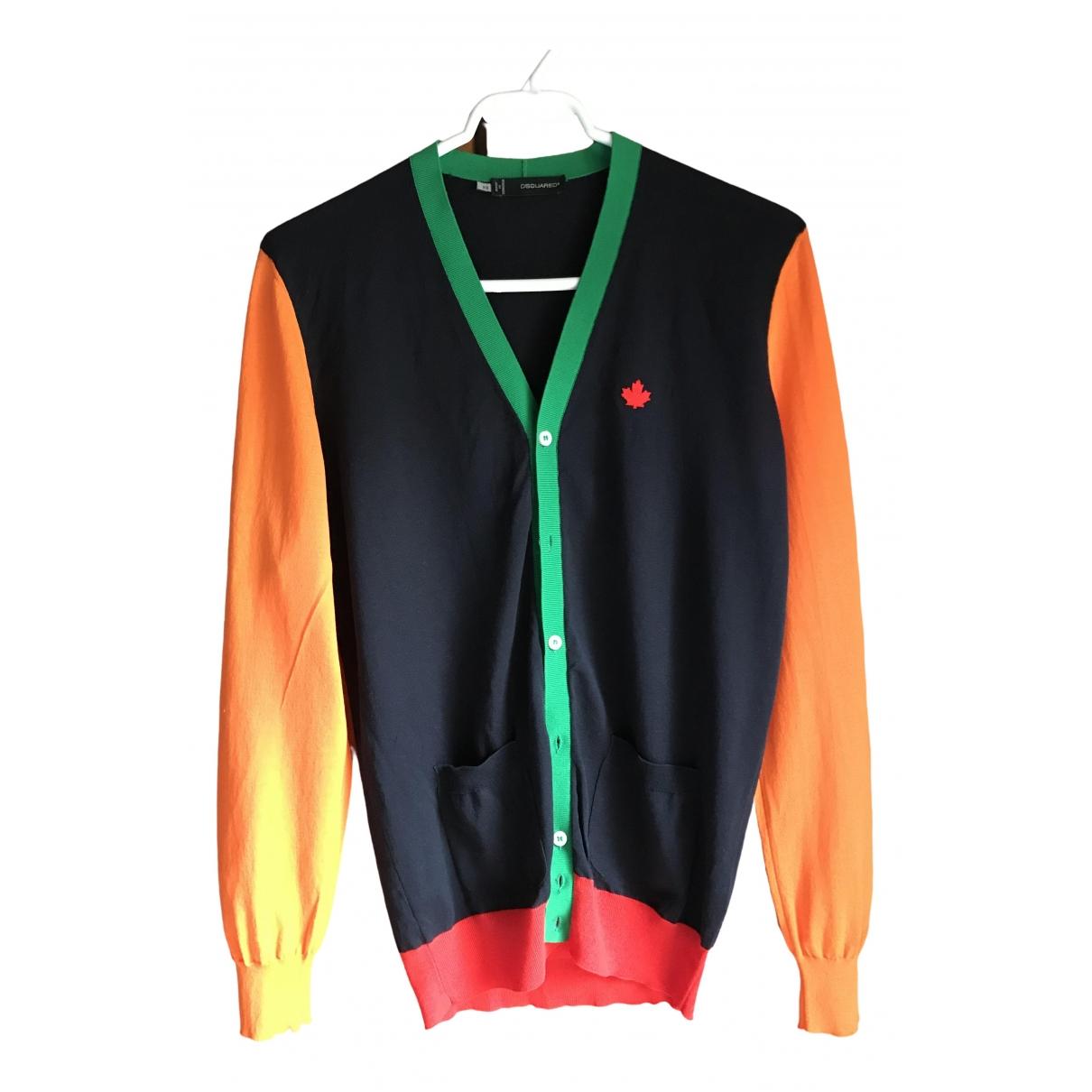 Dsquared2 - Pulls.Gilets.Sweats   pour homme en coton - multicolore