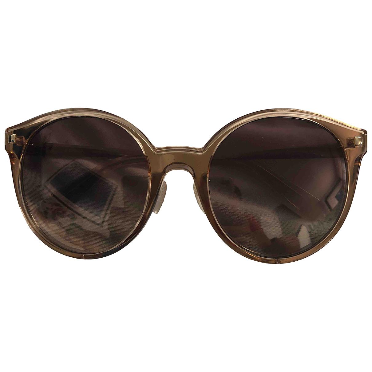 Escada \N Beige Sunglasses for Women \N