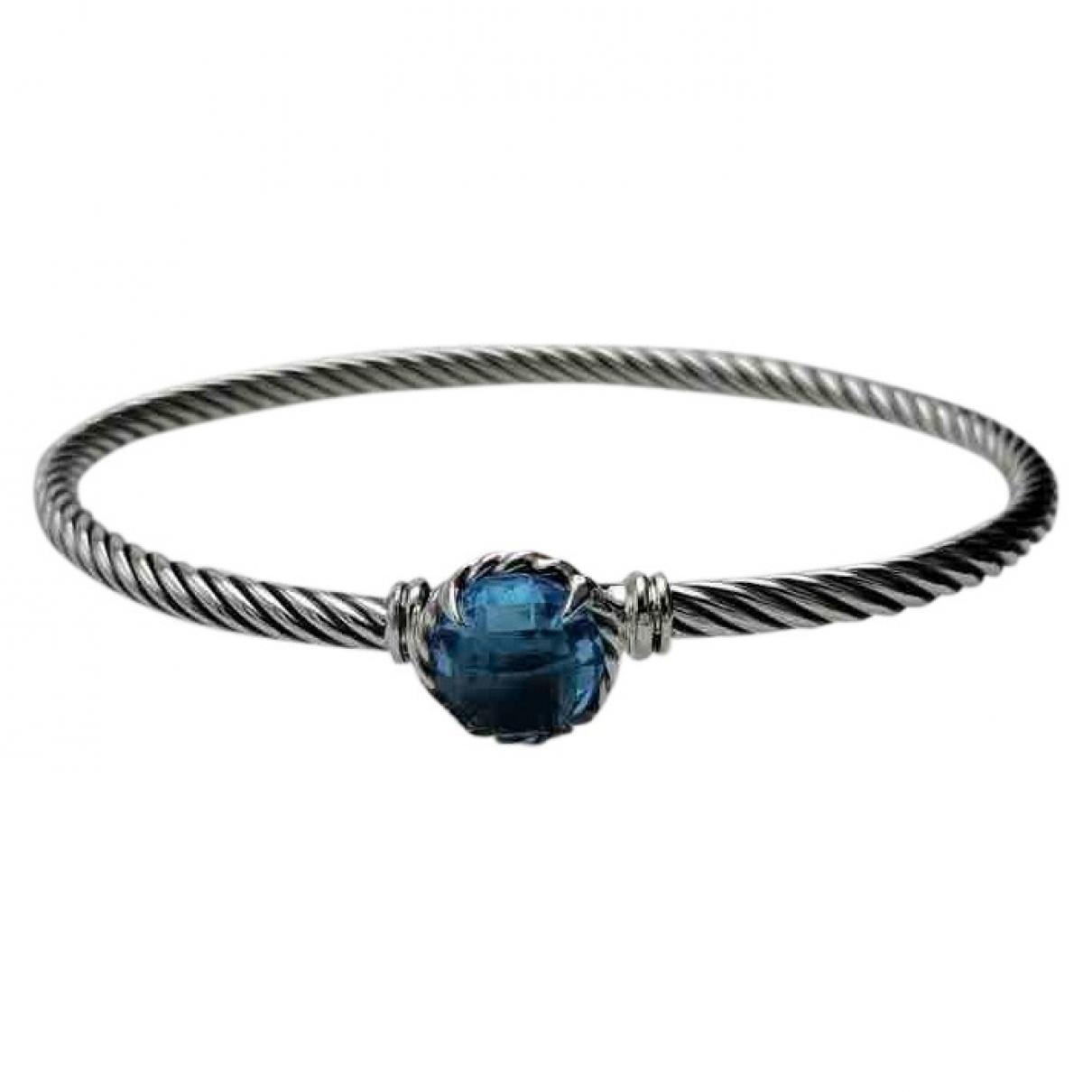 David Yurman \N Armband in  Silber Silber