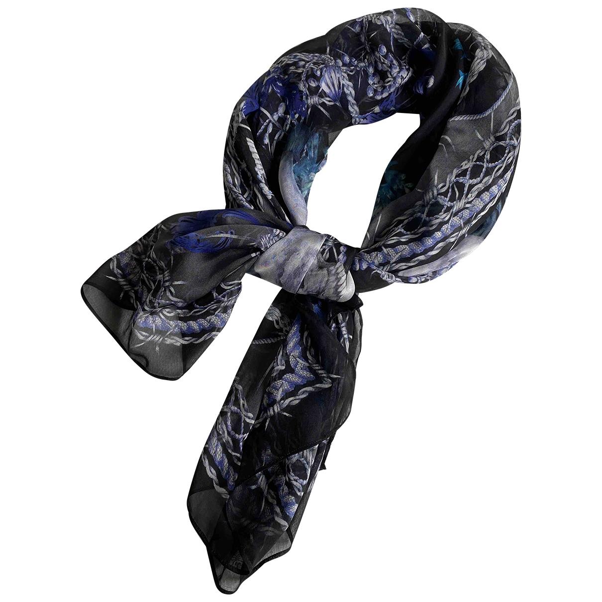 The Kooples - Foulard   pour femme en soie - multicolore