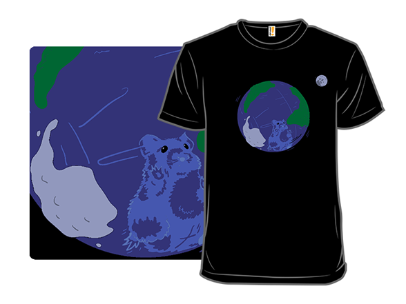 As The World Turns T Shirt