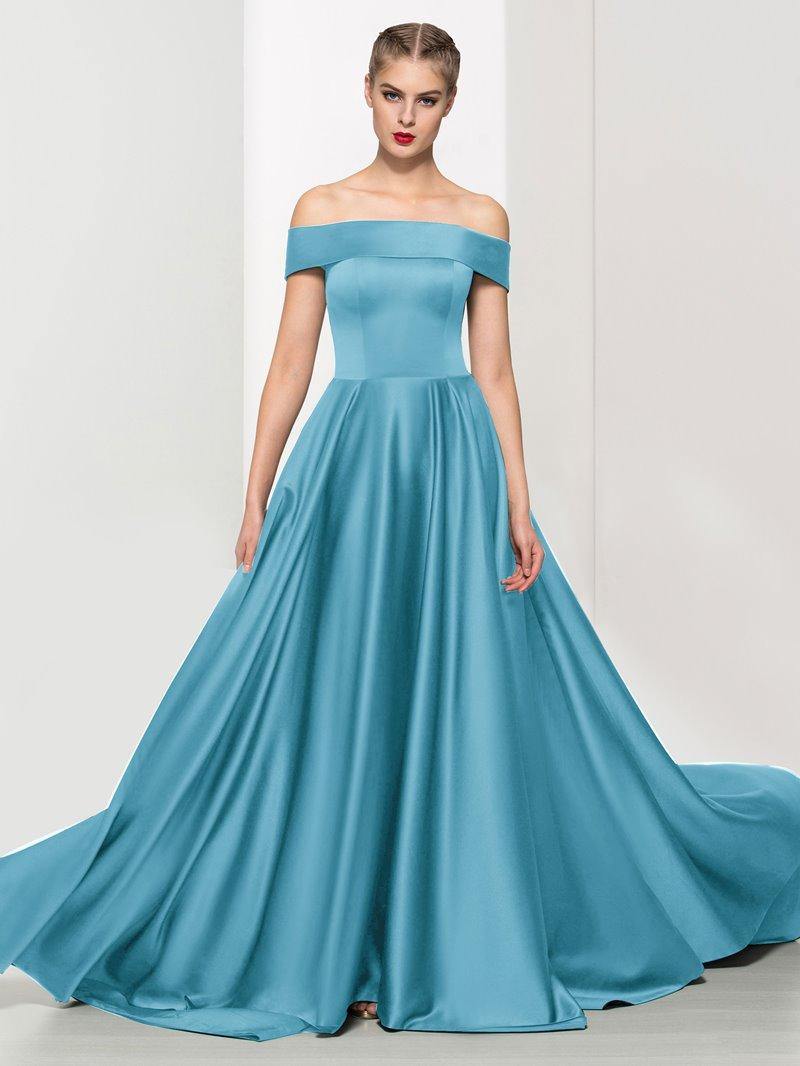 Ericdress A-Line Off-The-Shoulder Timeless Evening Dress