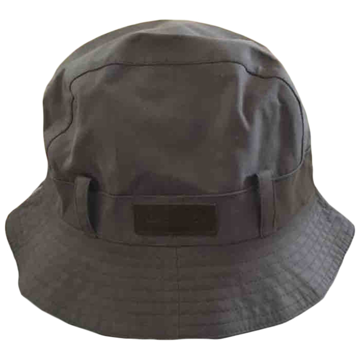 Louis Vuitton \N Anthracite Cotton hat & pull on hat for Men M International