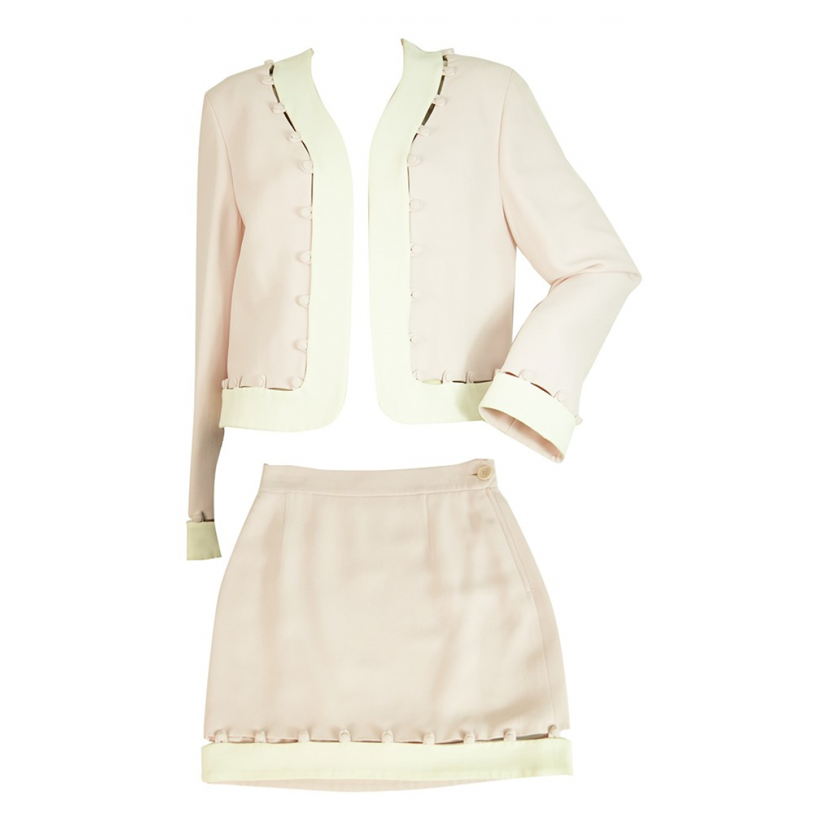 Moschino Cheap And Chic N Pink skirt for Women 46 IT