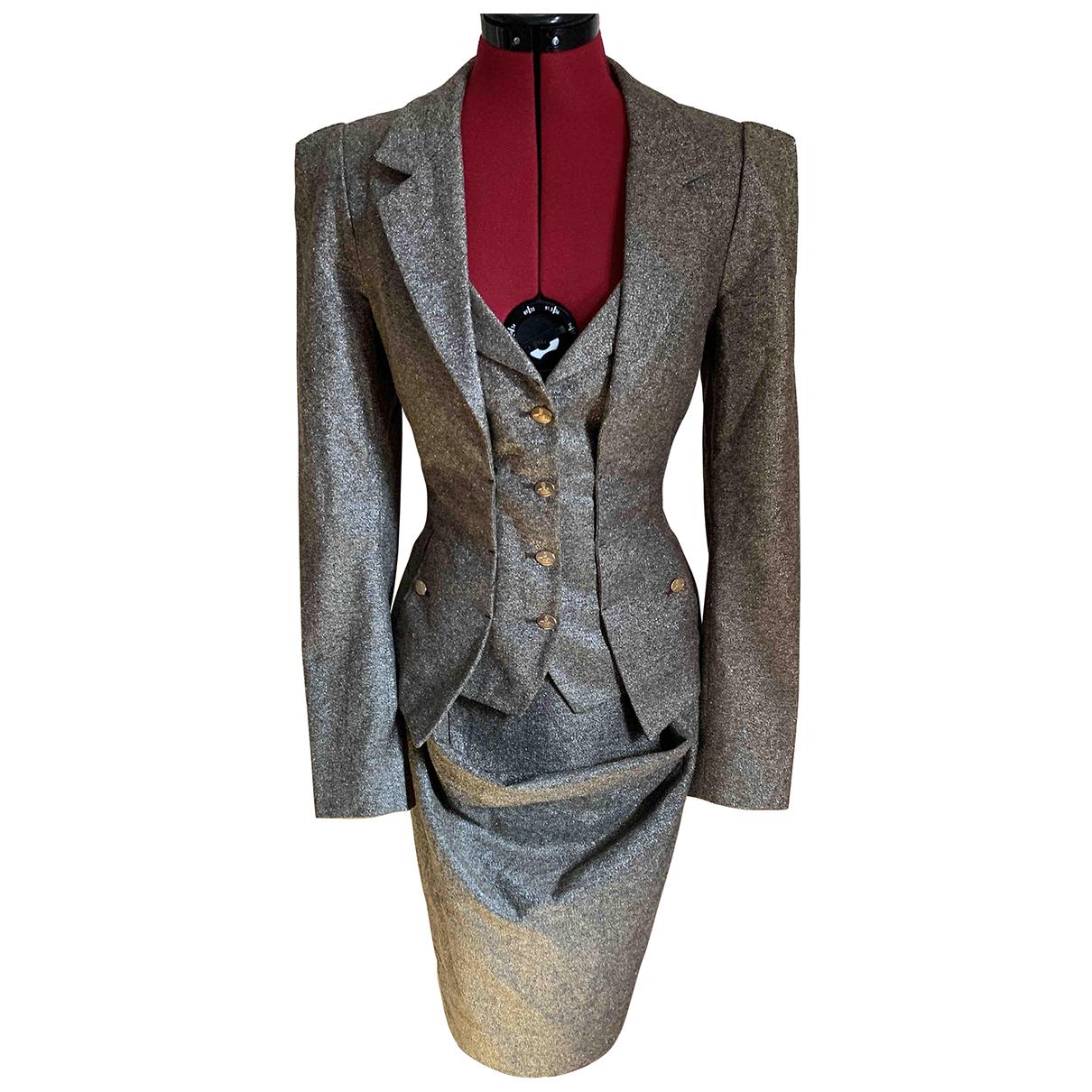 Vivienne Westwood N Multicolour Wool jacket for Women 44 IT