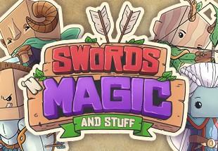 Swords n Magic and Stuff EU Steam Altergift