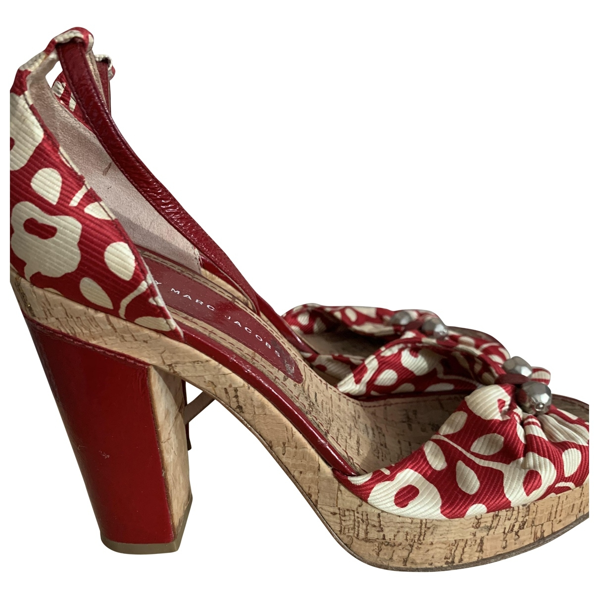 Tacones Marc By Marc Jacobs